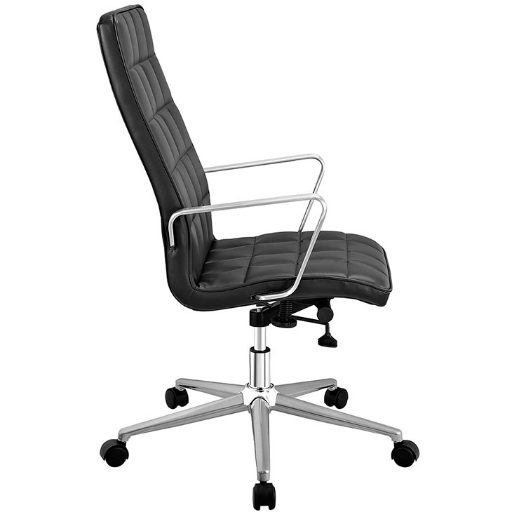 layout high back office chair black 1