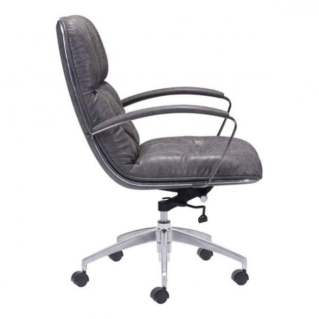 vault office chair gray 1