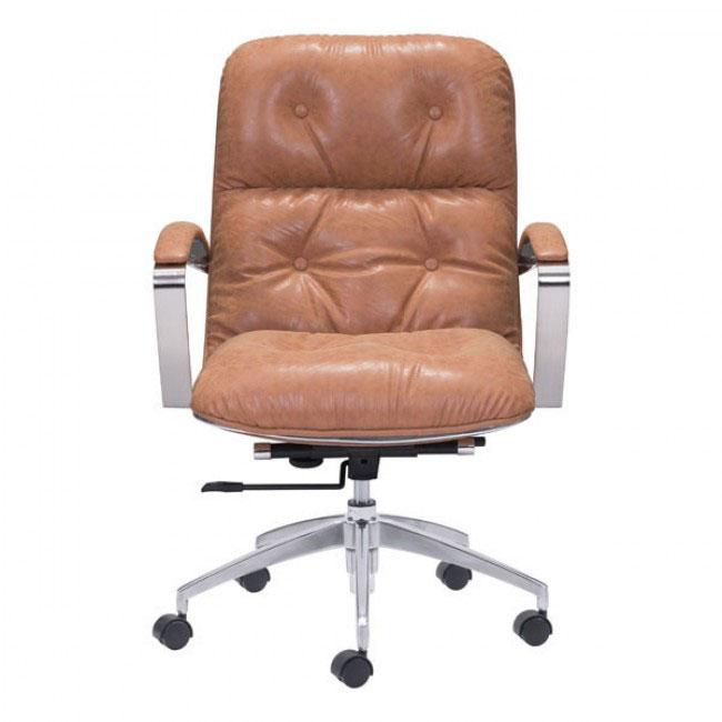 vault office chair tan 3