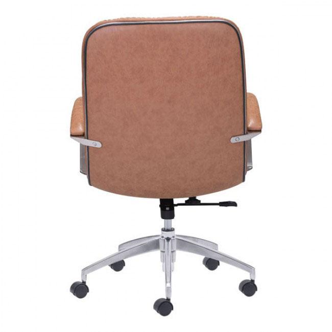 vault office chair tan 4