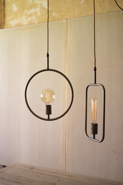 Shape Pendant Lighting