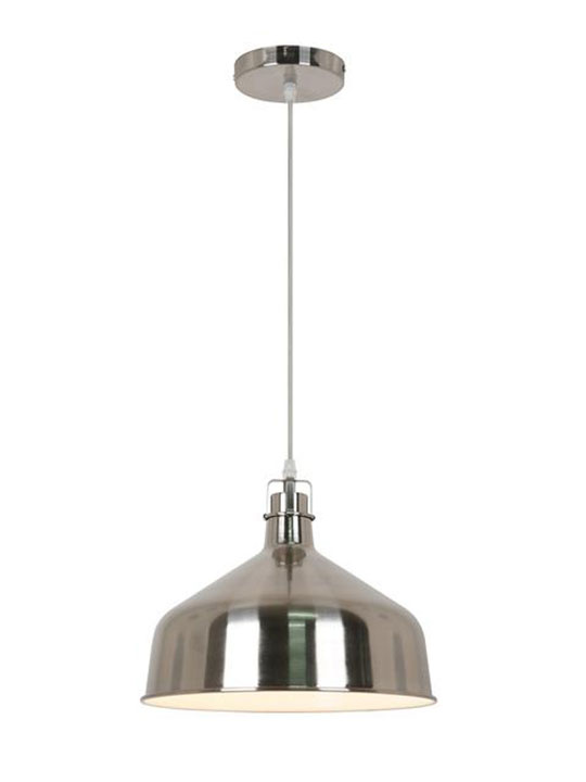 Chrome-Dome-Pendant-Light
