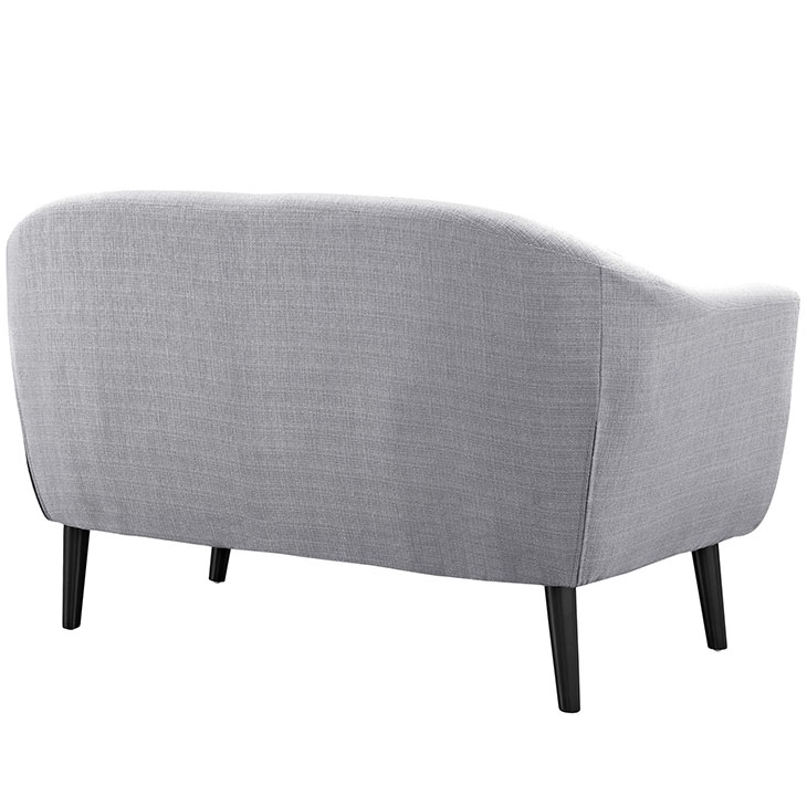 Ept Loveseat light gray 3