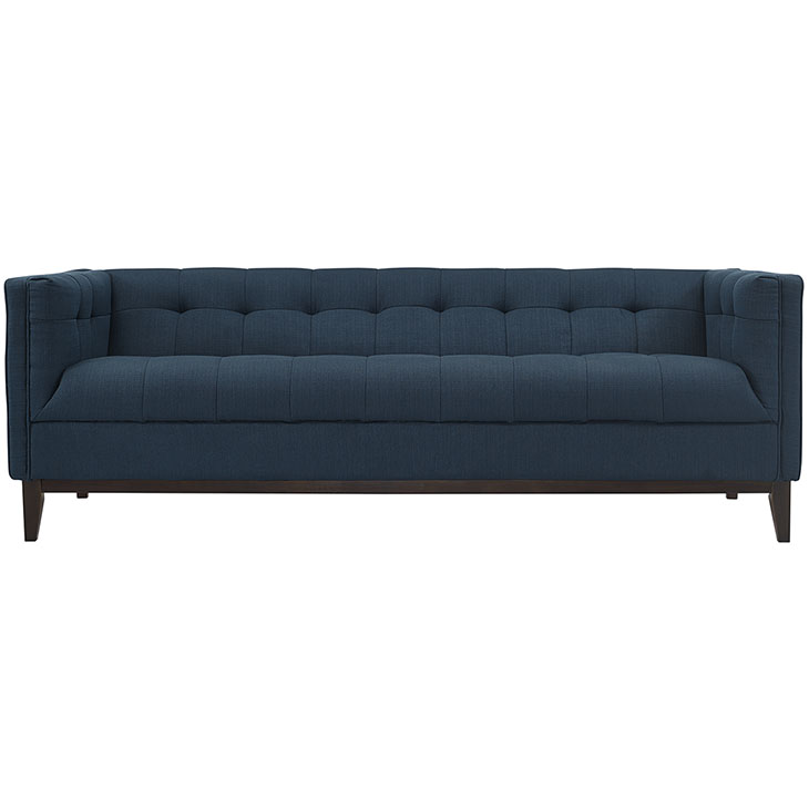 Lark Fabric Sofa blue 3