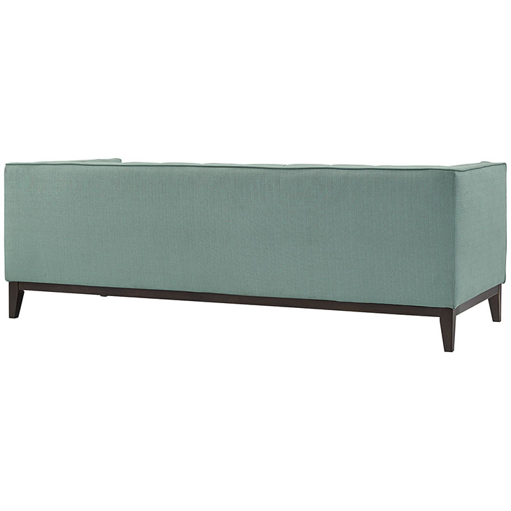 Lark Fabric Sofa mint green 2