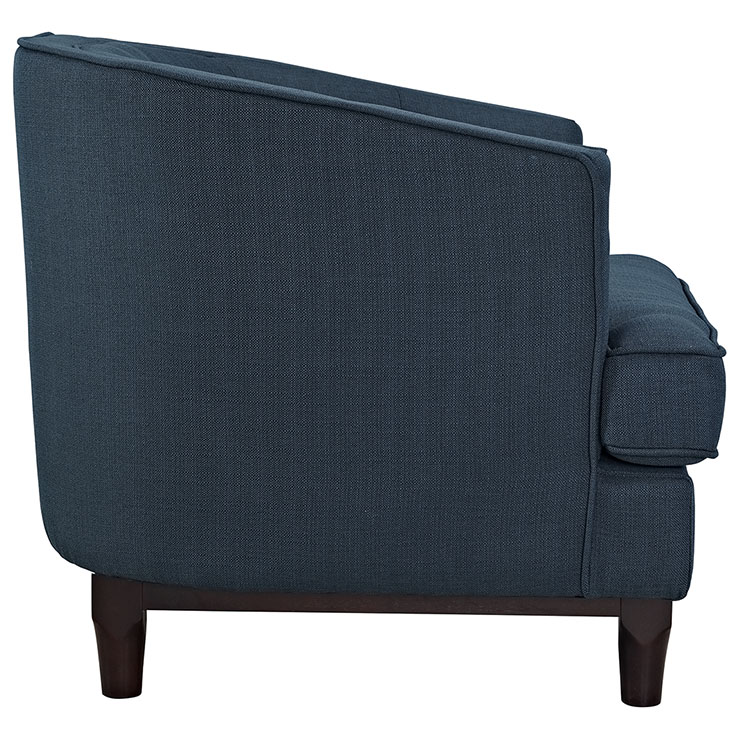 avenue sofa armchair blue 2