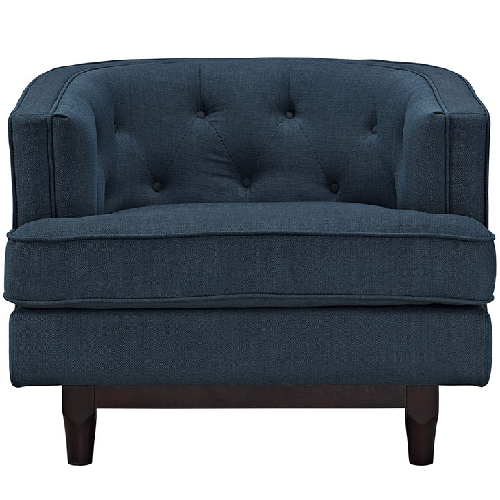 avenue sofa armchair blue 4