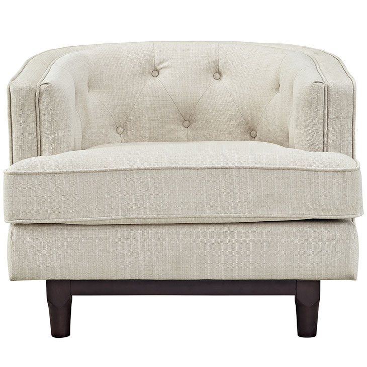avenue sofa armchair cream 4