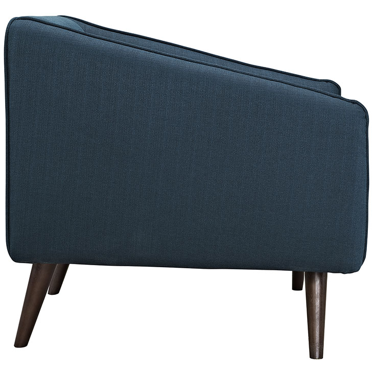 bloc sofa armchair blue 2