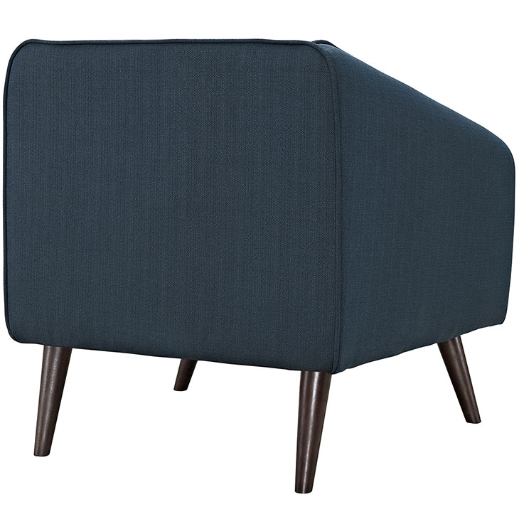 bloc sofa armchair blue 3