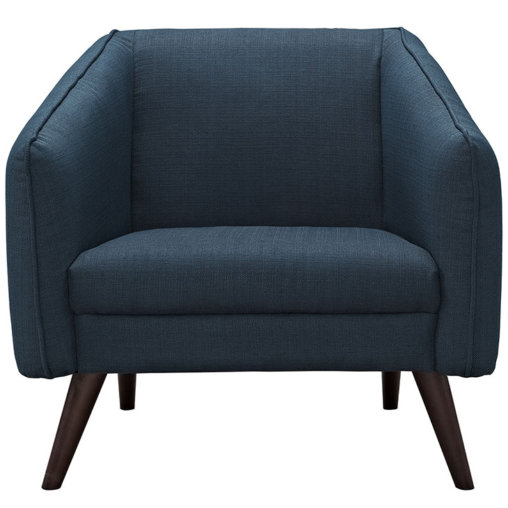 bloc sofa armchair blue 4