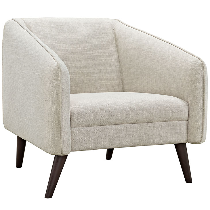 bloc sofa armchair cream 1