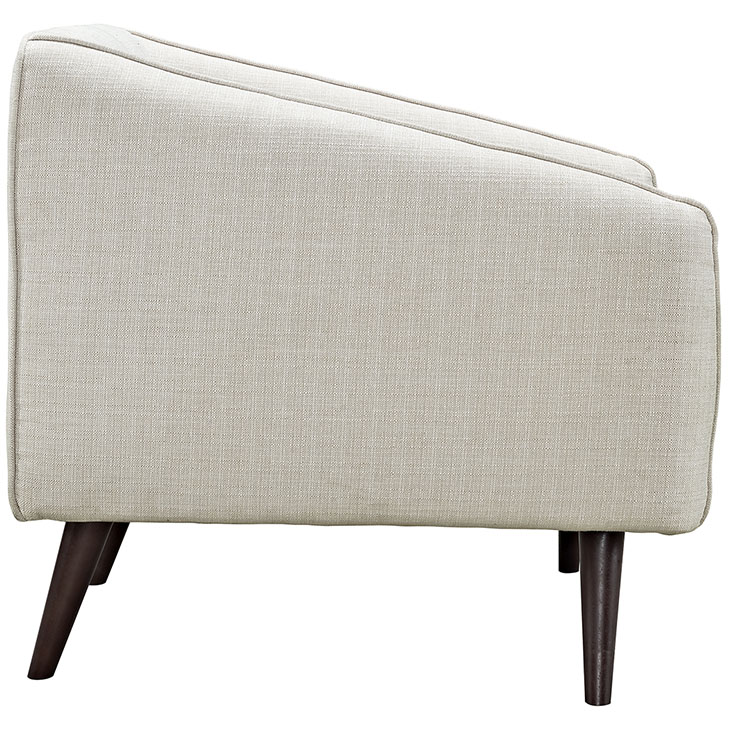 bloc sofa armchair cream 2