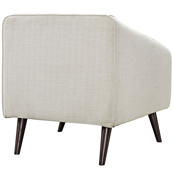 bloc sofa armchair cream 3