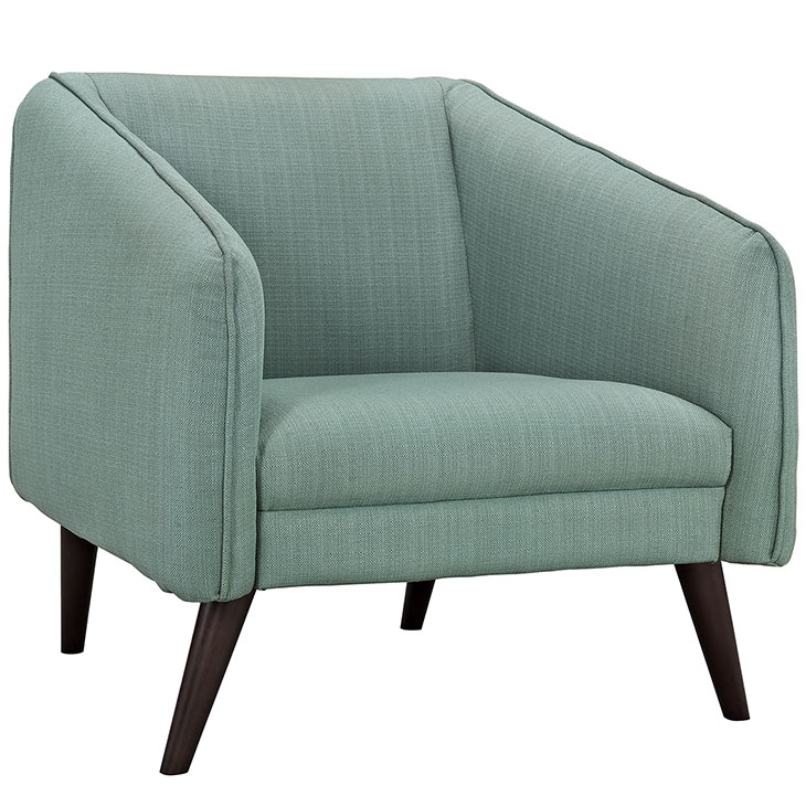 bloc sofa armchair mint green 1
