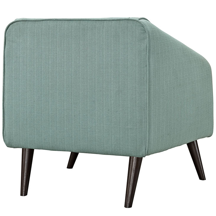 bloc sofa armchair mint green 3