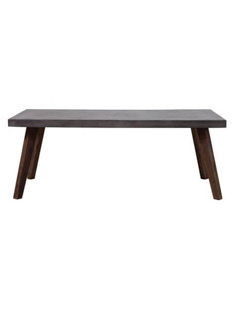concrete wood tables 1