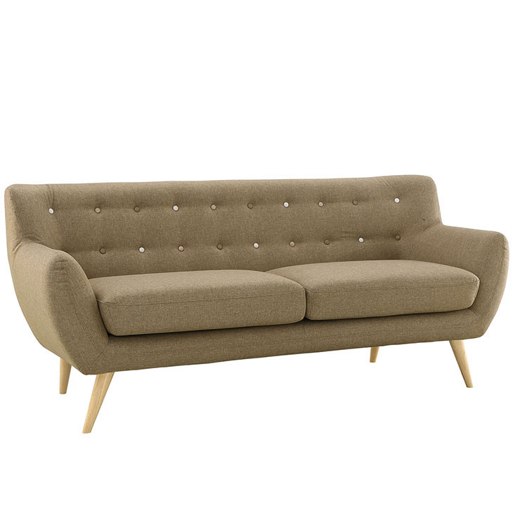 decade upholestered sofa beige 2