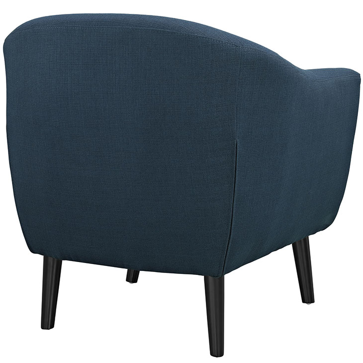 ept upholstered armchair blue 3