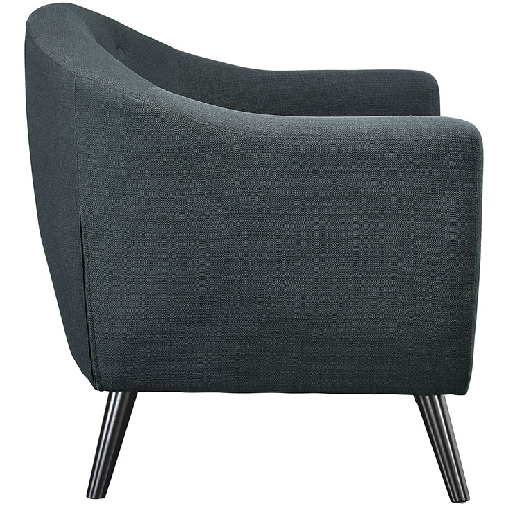 ept upholstered armchair dark gray 2