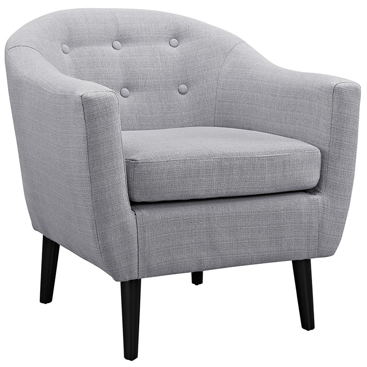 ept upholstered armchair light gray 1