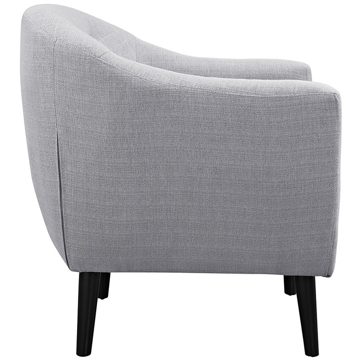 ept upholstered armchair light gray 2