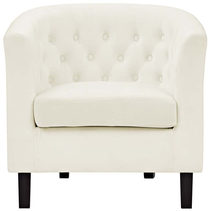 exclusive velvet sofa armchair cream 4
