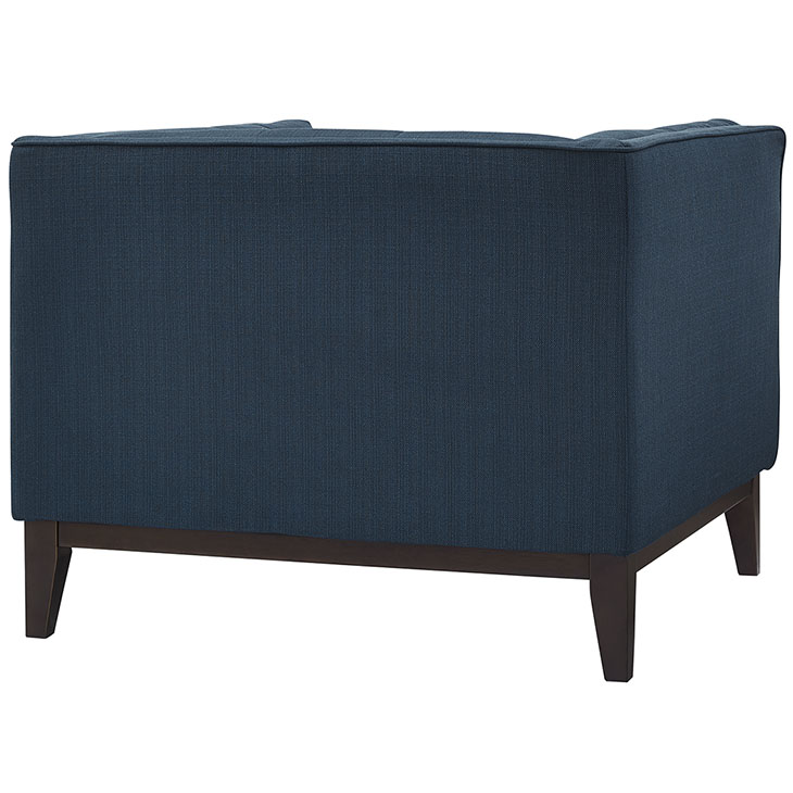 lark fabric armchair blue 3