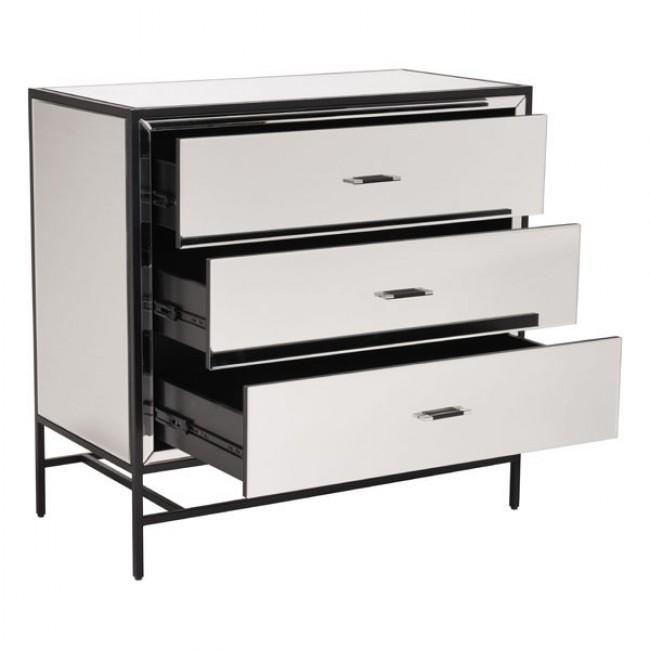 minimal mirror side cabinet 4