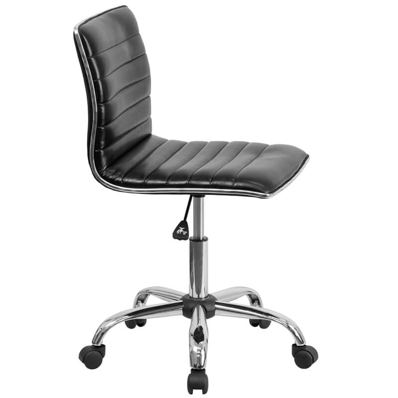 station task office chair black 2 1
