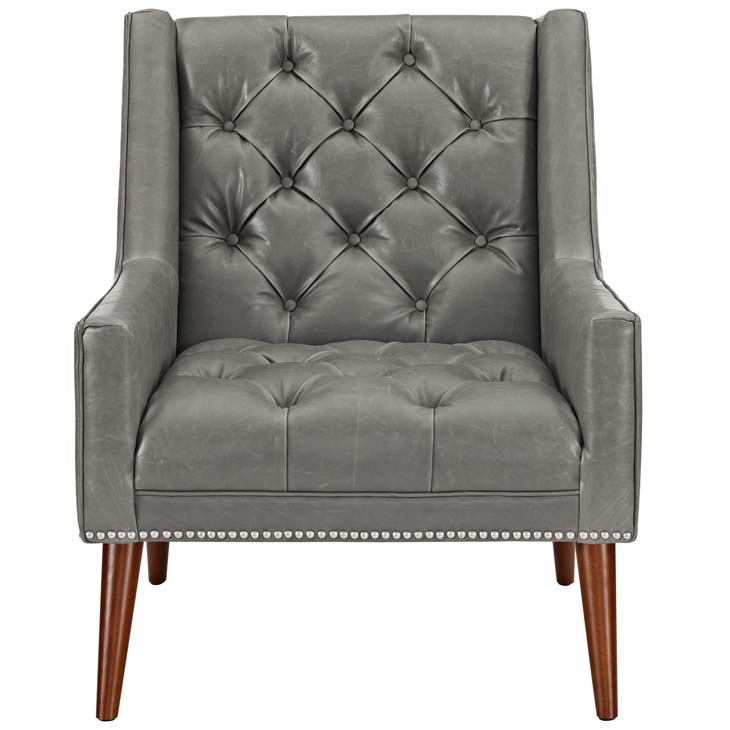 tilly armchair gray 3