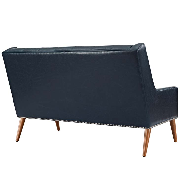 tilly loveseat blue 1