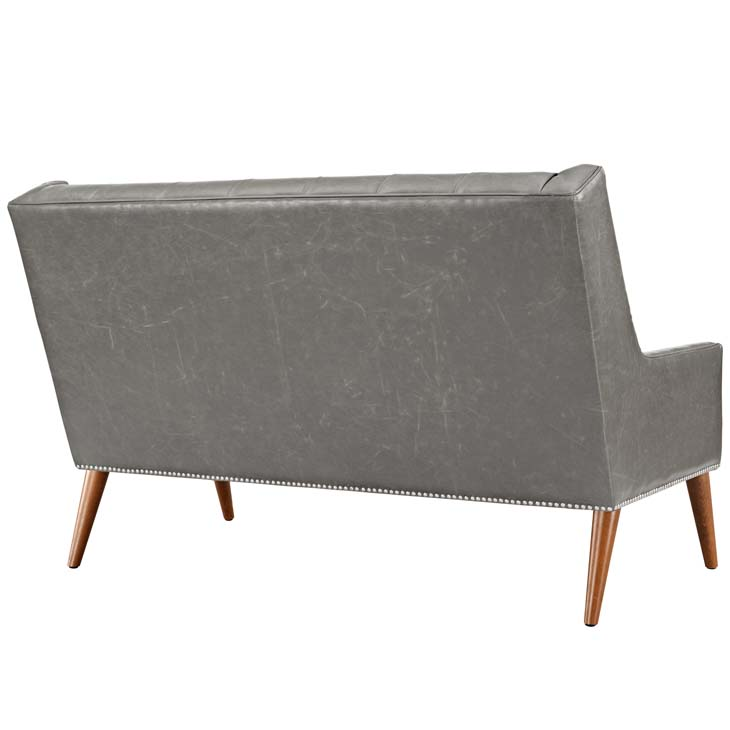 tilly loveseat gray 3