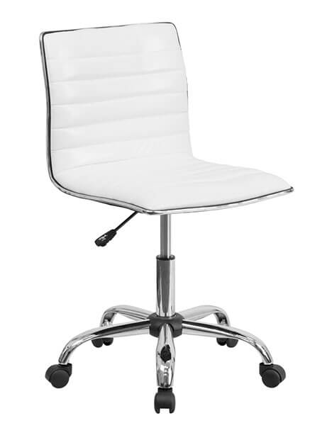 white station task chair
