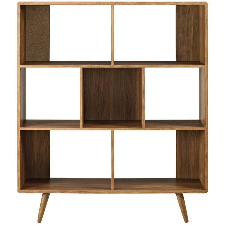 MCM Walnut Bookcase 3