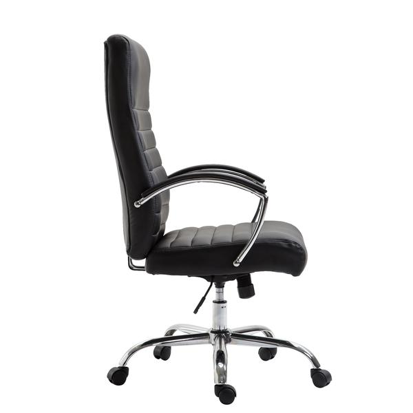 globe office chair black 2