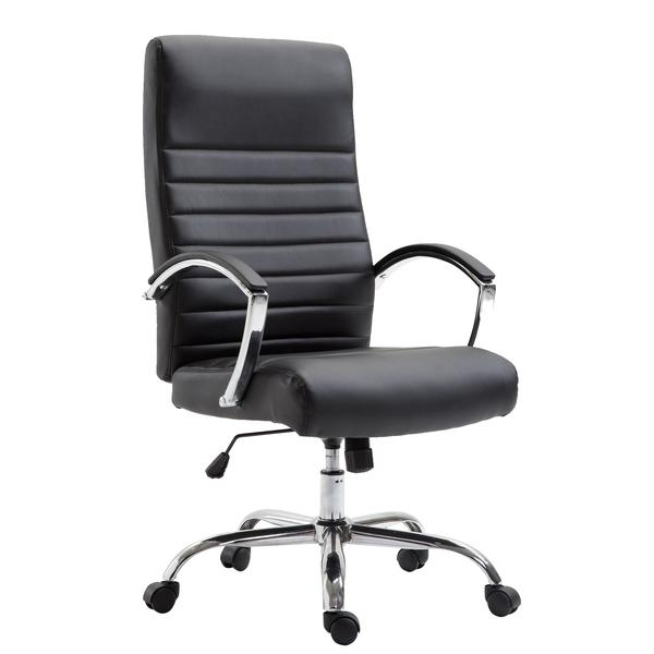 globe office chair black