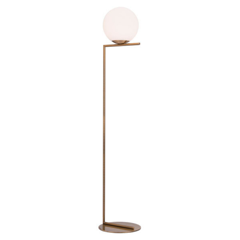 Brass Balance Floor Lamp 1