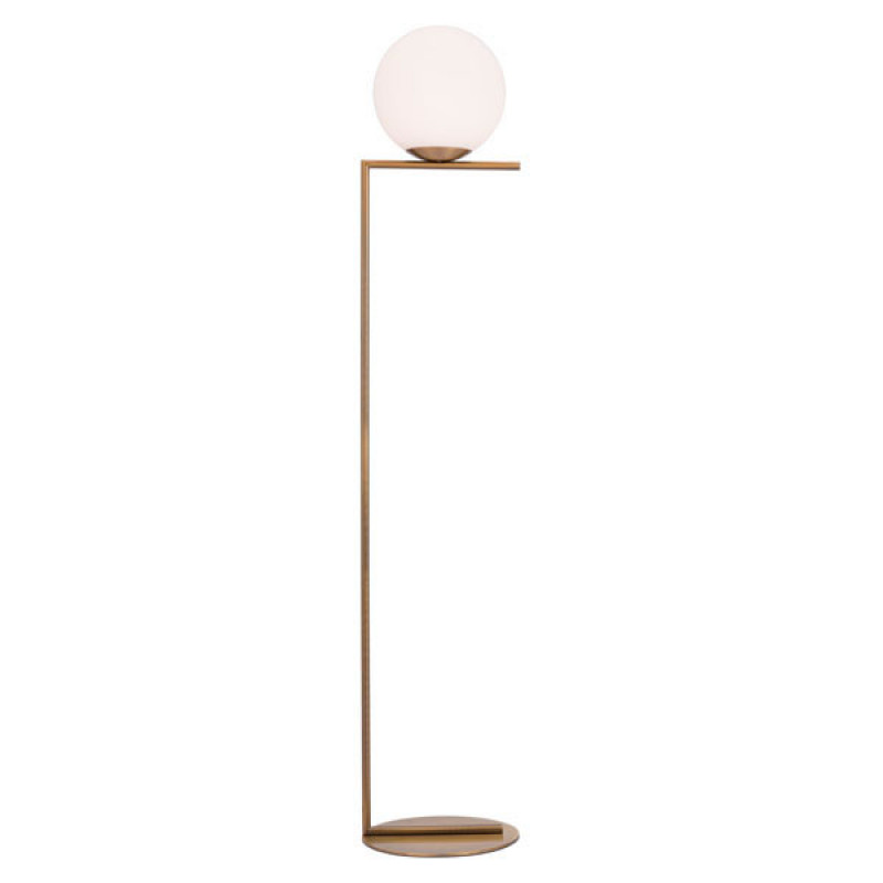 Brass Balance Floor Lamp 2