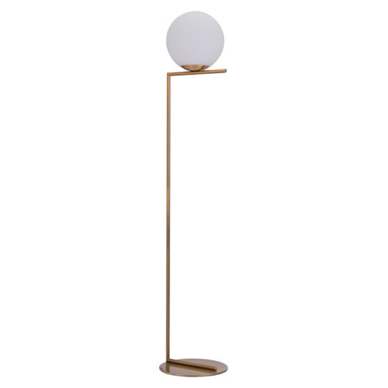 Brass Balance Floor Lamp 3