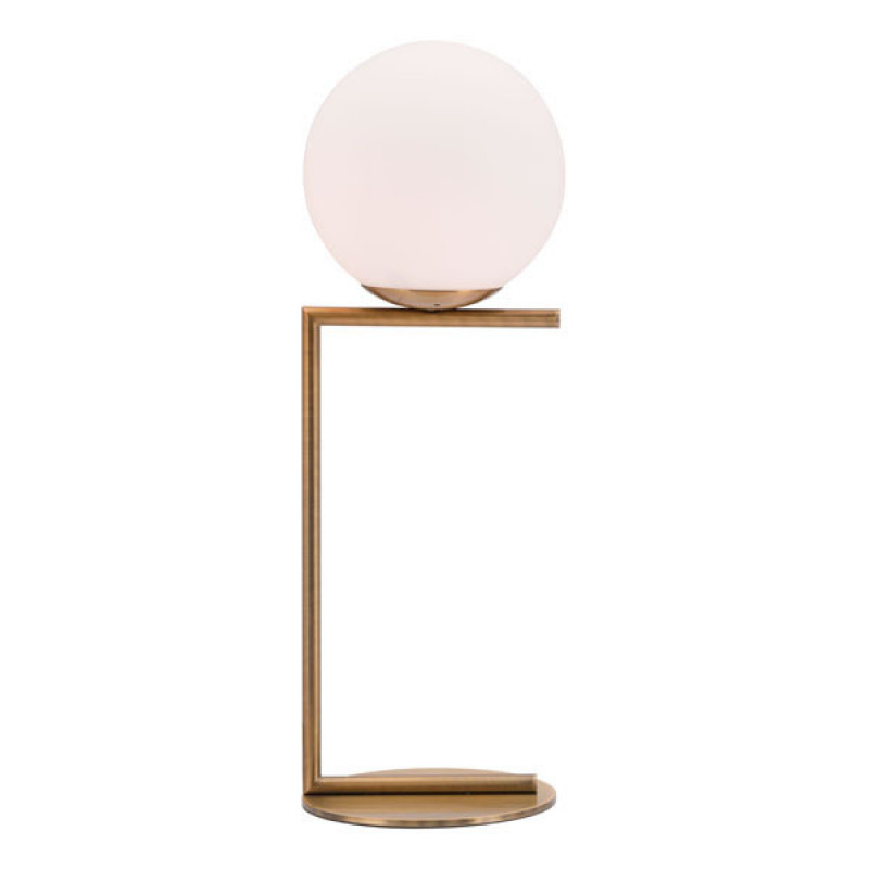 Brass Balance Table Lamp 2