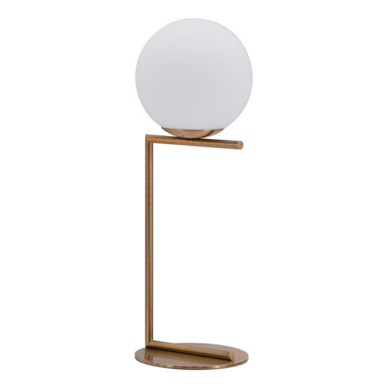 Brass Balance Table Lamp 3