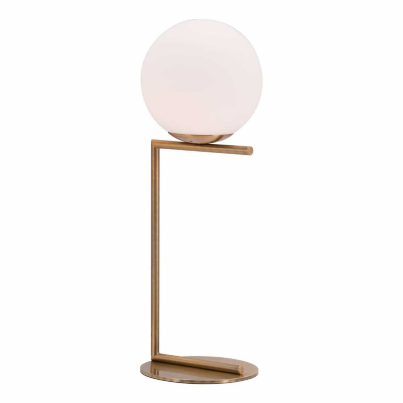 Brass Balance Table Lamp 4