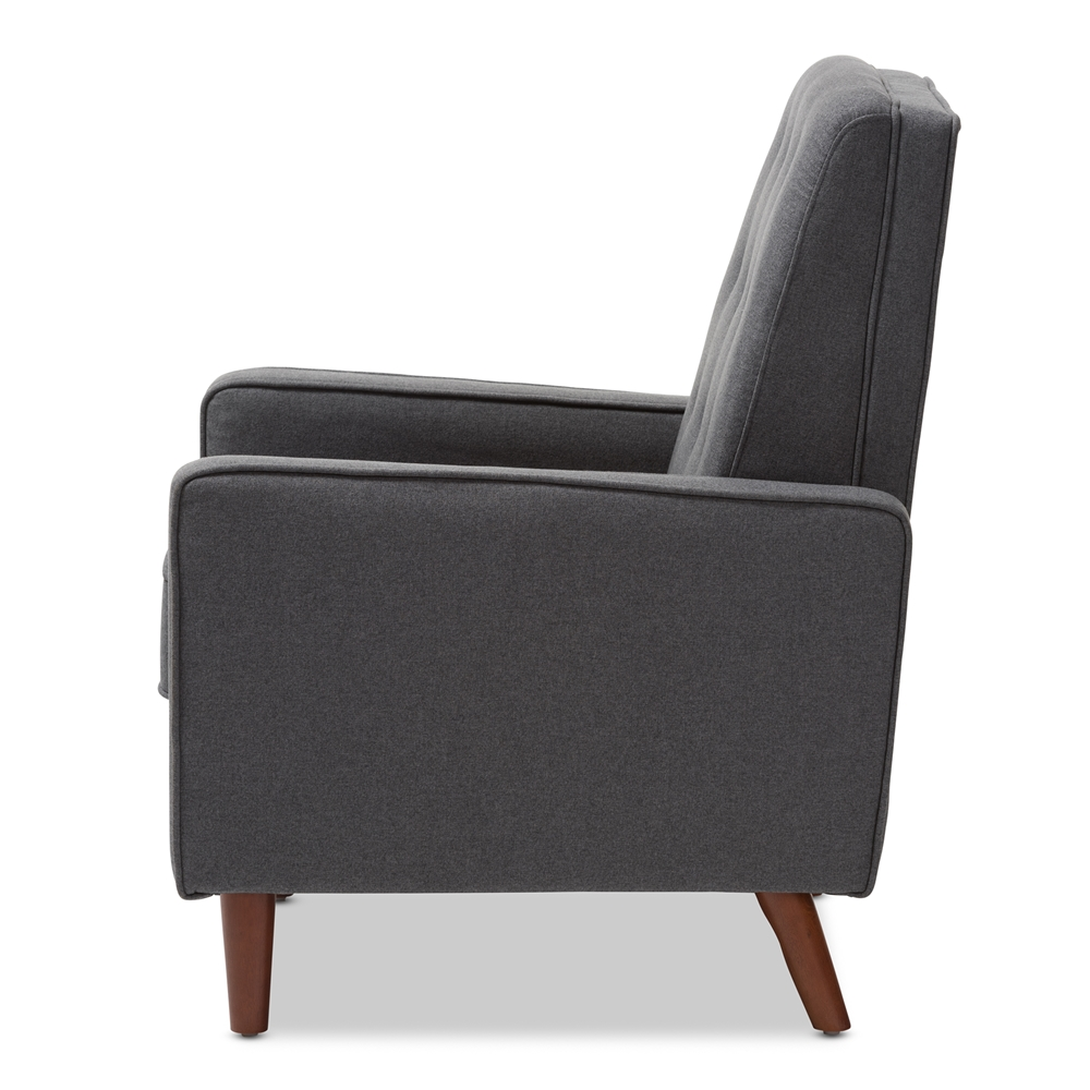 chronicle accent chair dark gray 5