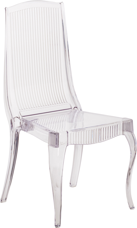 princess clear chair 1