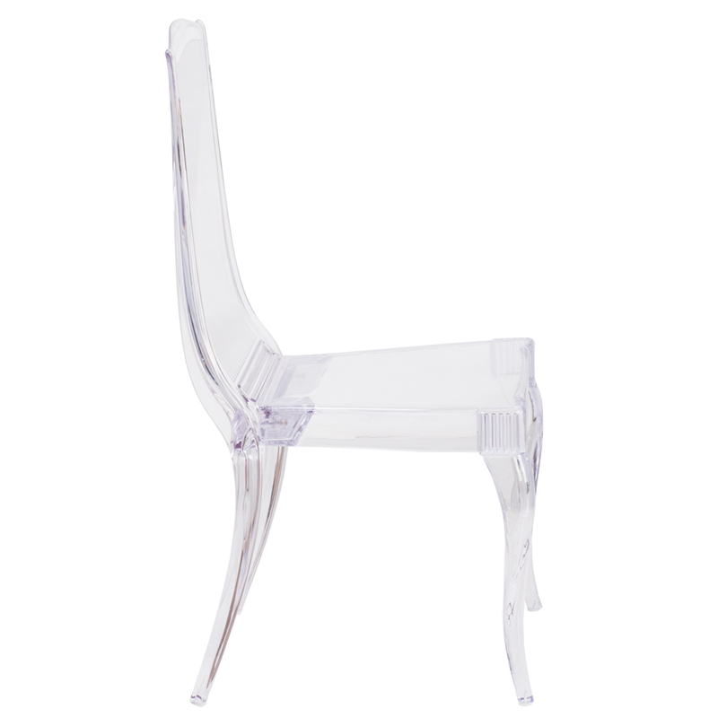 princess clear chair 2