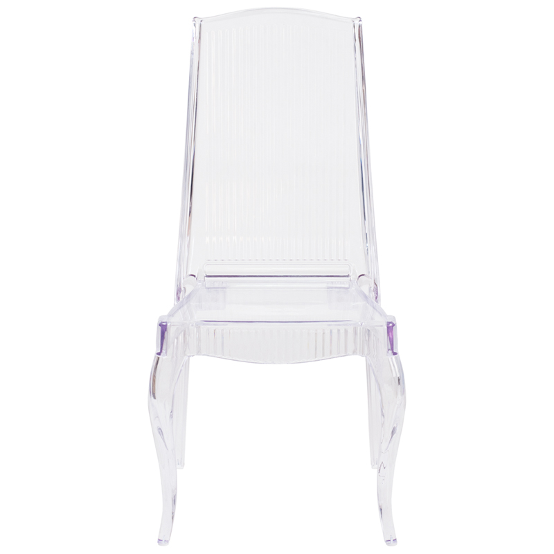 princess clear chair 4