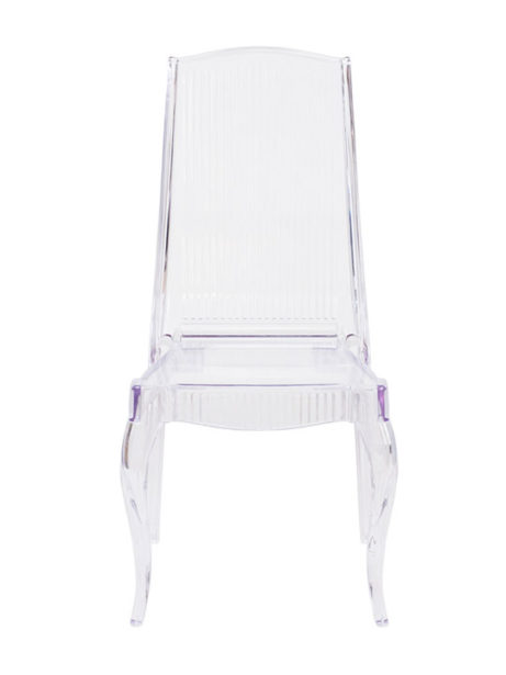 princess clear chair 461x615