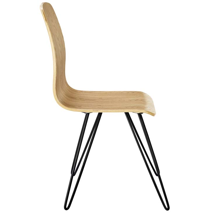 wood pin chair natural wood 2