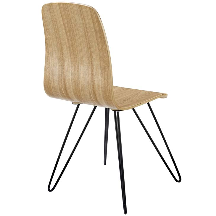 wood pin chair natural wood 3
